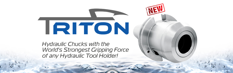 Techniks Triton Hydraulic Chucks